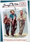 """Die """"Junge Welt"""" wurde am 12. Februar 1947 im Sowjetischen Sektor von Berlin Die Auflage lag Anfang 1990 bei 1,6 Mio. Exemplaren. Damit war sie zu"""
