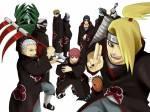 Winter bei Akatsuki –wer wird dein Herz erwärmen? (Naruto Liebestest)