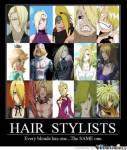 Und wie steht mit deiner Haarfarbe?