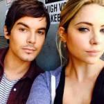 Caleb hat bei Hanna gewohnt.