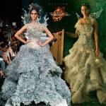 Peeta und Katniss heiraten am Ende des 3.Teils. (Buch)