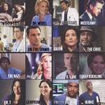 Grey's Anatomy-Story