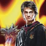 Ich denke wir haben alle mit Harry mitgefiebert als er in seinem vierten Jahr im Trimagischen Turnier einen Drachen besiegen musste...gefährliche Bie
