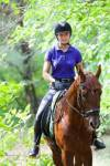Du musst nach langer Zeit bei deiner Tante abreisen. Was tust du mit dem Pferd?