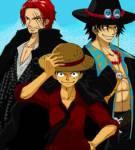 Das Leben in der Welt von One Piece