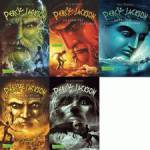 Percy Jackson- Rick Riordan