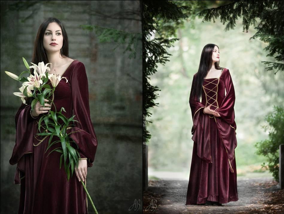 Kleidung adliger frauen im mittelalter