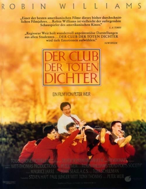 Der Club Der Toten Dichter Zitate