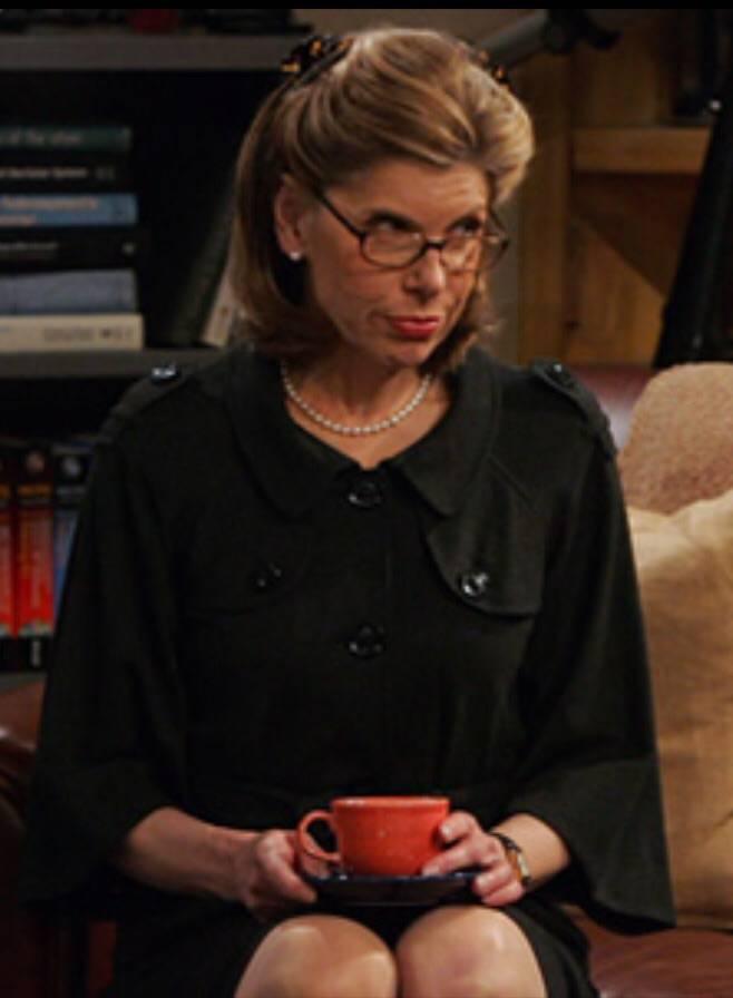 Sheldons Mutter