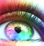 Astrid: Deine Augen sind schon interessant... Aber was wäre es für eine Farbe?