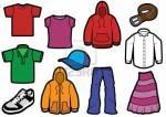 Wie sehen deine Kleidungsstücke aus?