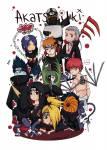 Der Regen färbt mich rot...(Naruto Fanfiktion) Teil 4