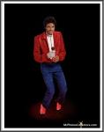 Sein erstes Solo Album hieß Thriller?