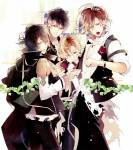 I Feel It In My Blood..I Want The Darker Side (Diabolik Lovers)