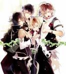 1.Konichiwa Minna-san! Willkommen zu meinem neuen Test: D Am Ende gibt es wieder eine laaaange Lovestory dieses mal..Mukami's Only! Also sei gesp