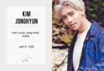 Jonghyun 😍🙊❤from SHINee