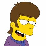 Eine von Homers Jugendsünden war?