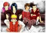 Naruto Lovestory Test mit RPG