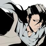 Nachdem du Yoruichi alles erklärt hast, machst du dich auf den Weg zu Toshiro. Unterwegs prallst du mit Ichimaru Gin zusammen. Du entschuldigst dich