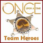 Once upon a time - Team Heroes