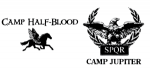 Camp Half-Blood und Camp Jupiter