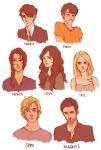 Helden aus Büchern