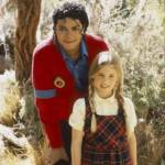 Michael Jackson und das kleine Mädchen