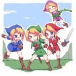 • H-Hallo und willkommen zu meinem (ersten) Quiz, in dem es um *Trommelwirbel* Four Swords, also Legend of Zelda, geht! In diesem Quiz konzentriere