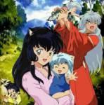 InuYasha und Kagome haben eine Tochter namens Ayumi und einen Sohn namens Takuma.