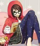 "Name: Naoko ""Nao-chan"" Miller Aussehen:(siehe Bild) Charakter: schüchtern, belesen, schlau, treu Hobbys: lesen, eigene Zaubertränke erfinden,"