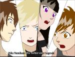 Tochter einer Legende – Prolog (Naruto)