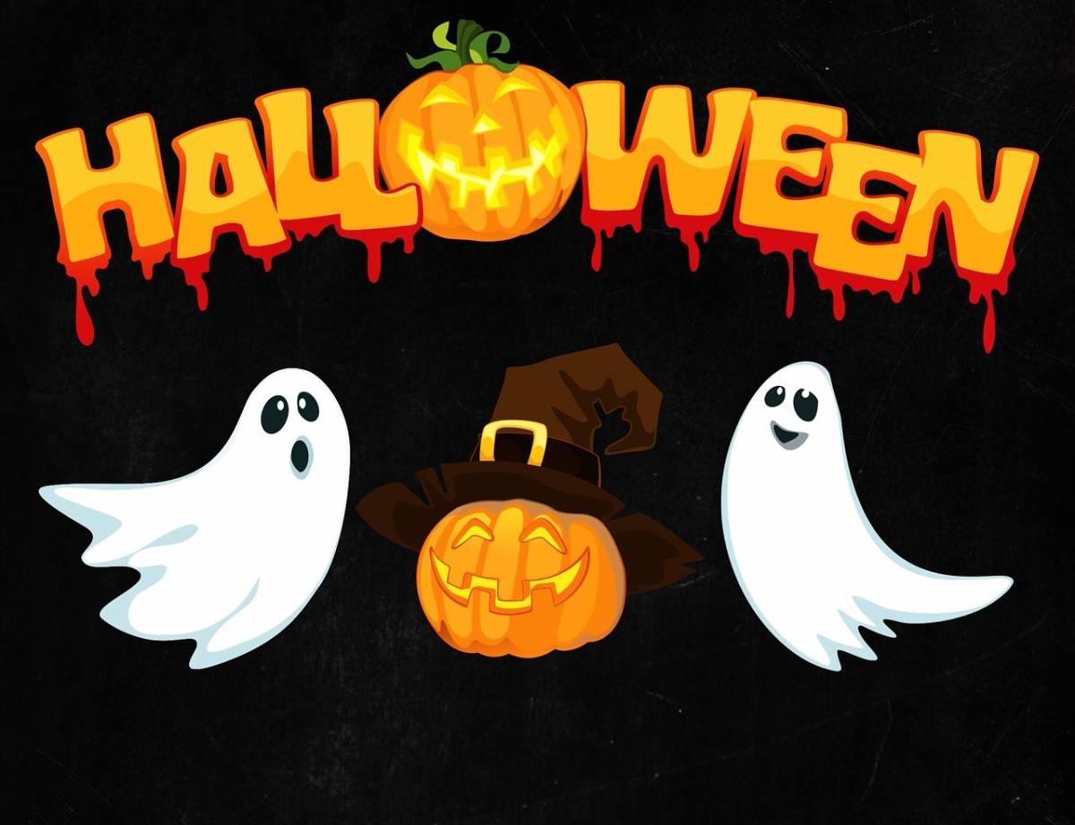 Halloween Spruche