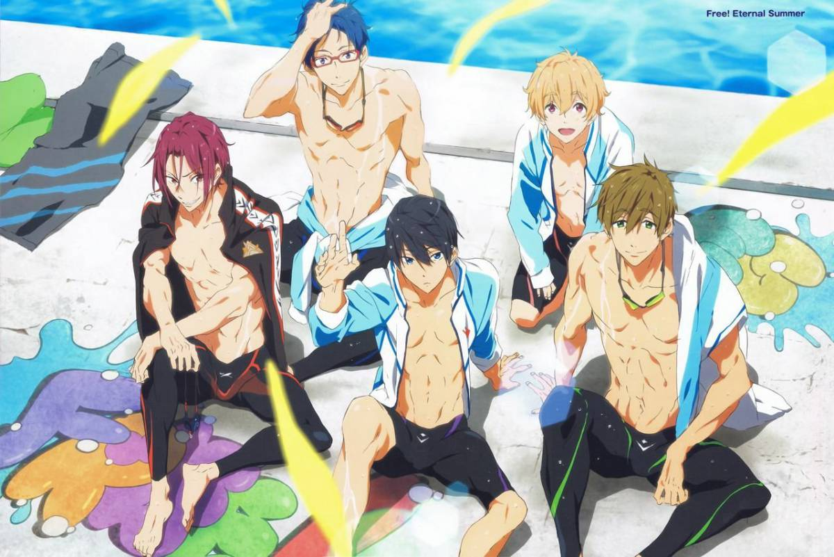 free iwatobi swim club dating quiz How much do you know about free iwatobi swim club have you ever wondered, am i sane i definitely have anyways, i made this quiz for all the free fans that want to test their.