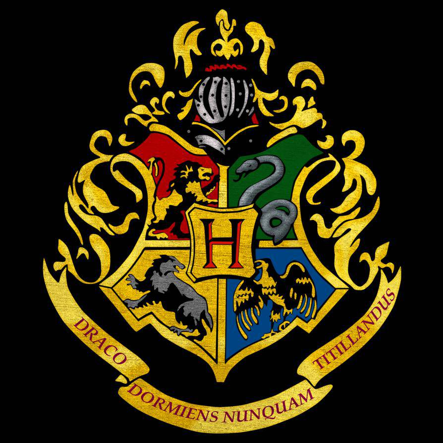 harry potter wappen
