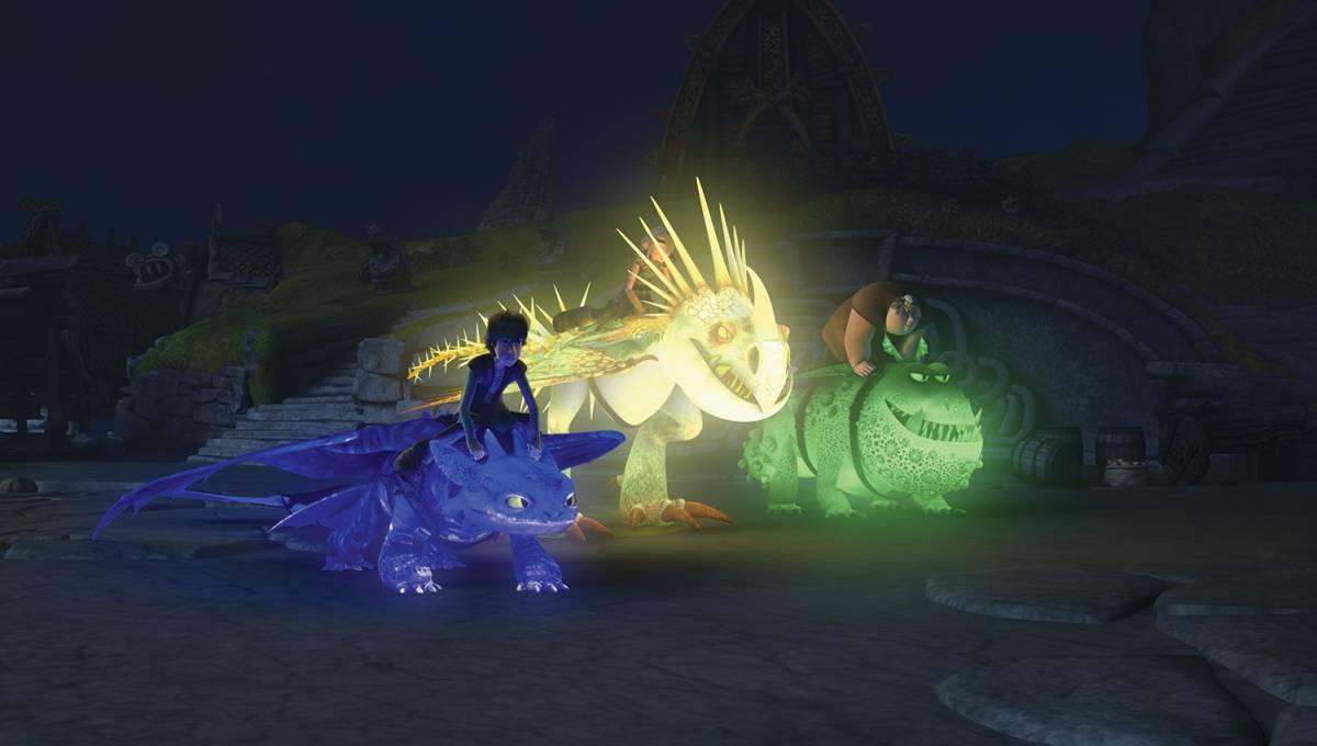 teste dich dragons