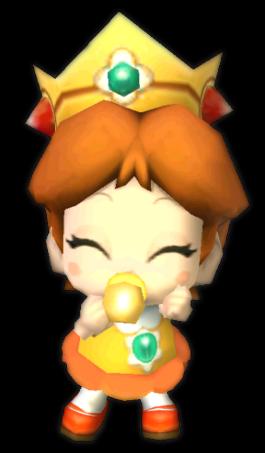 Wie gut kennst du Prinzessin Daisy aus Super Mario
