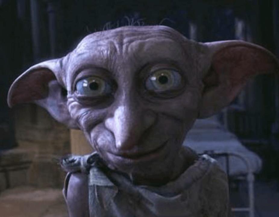 Dobby, Der Hauself