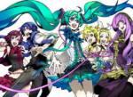 Welches Lieder der Vocaloids magst du am meisten?