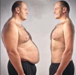 Bist du dick?