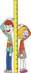 Wie groß bist du?