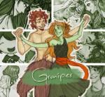 Gruniper (Grover Underwood und Wacholder (englisch: Juniper)
