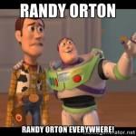 Was stimmt NICHT über Randy?