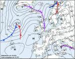 Frage 102: Welcher Wind weht bei dieser Wetterlage in der Adria?