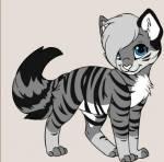 Welche Katze würde euch auch noch gefallen? Eher Tüpfelblatt oder Silberfluss? Hallo ich bin Federschweif. Ich bin mit meinem Bruder Sturmpelz auf d