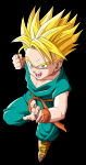 Wie hieß der erste Super Saiyajin?