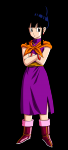 Wie heißt Son Gokus Frau?