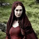Wie heißt die Schauspielerin von Melisandre?