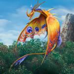Raffnuss (oder Taffnuss): Mir auch! Was frisst er denn? Taffnuss (oder Raffnuss): Drachen wie der Todsinger?