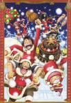 ((cur))5 Tage vor Weihnachten((ecur)) Endlich erreichten die Strohhüte eine Insel und Nami gab jeden Weihnachtsgeld. Natürlich war es gering, aber e