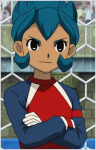 Name: Maya Moriwaki Alter: 14 Aussehen: Schwarze Schulterlange Haare die am Ende dunkelblau werden und der Pony verdeckt das linke Auge, Gelbe Augen T